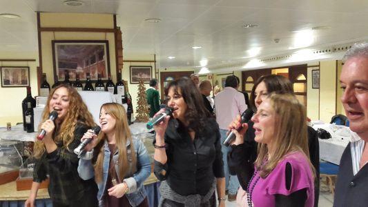 Alquiler Karaoke Cena Empresa Sadeco