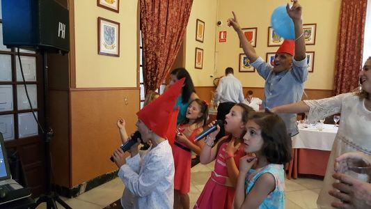 Karaoke Con Canciones Infantiles